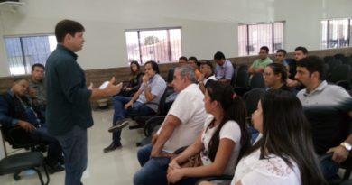 A AVIPE em reunião com Avicultores da região de São Bento do Una.  Assunto: Tela nos Alojamentos.